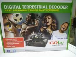 Govt+1month gotv plus subscription