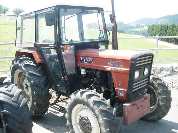 Fiat 420 dt - 1985