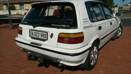 94 160i Toyota Conquest 5 speed