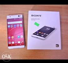 Sony xperia C5 (almost new)