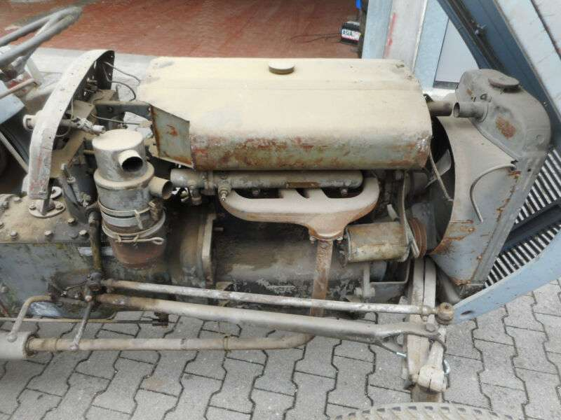 Massey Ferguson TEF - 1956 - image 7