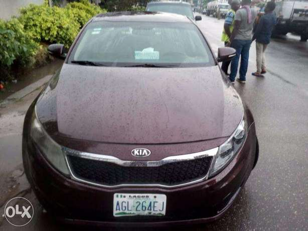 Registered Kia Optima 2013. For Sale at affordable Price Ikeja - image 1