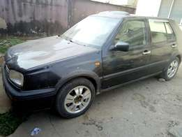 Golf3 manual Used First Body