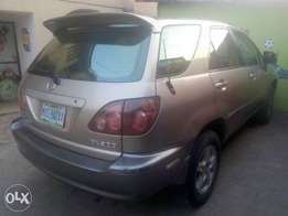 Registered 2000 Lexus RX300 model
