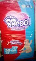 Pampers BBCool Brand