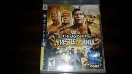 WWE Legends of WrestleMania.