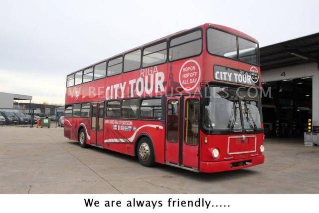 MAN SD 200 Open top sightseeing bus - 1982