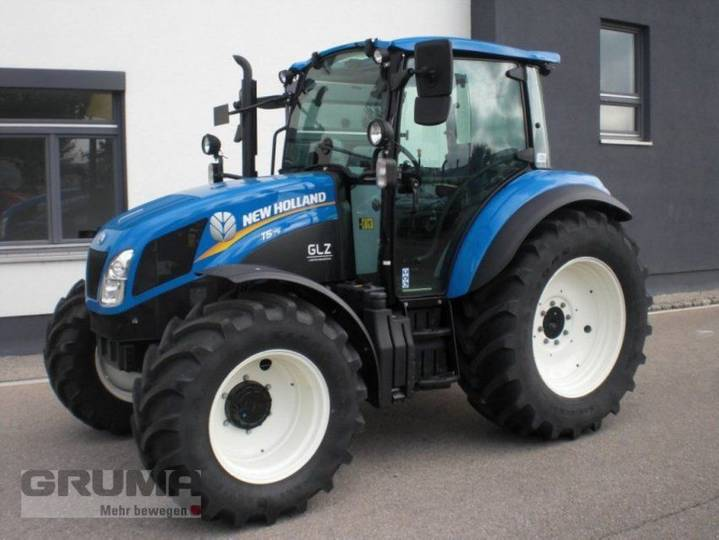 New Holland t 5.75 - 2018
