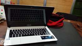 london used asus laptoo,4gb,500gb,intelducore