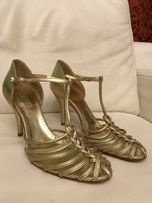 eacd1039f82c CHANEL - Przepiękne luksusowe plecione buty perły ! okazja !