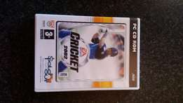 Cricket 2002 PC game for sale