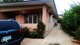 A well maintained 3 Bedroom. Bungalow for sale at Idimu Lagos