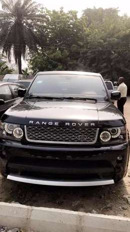 2012 Range Rover Sport Autobiography Available Lagos Island West - image 1