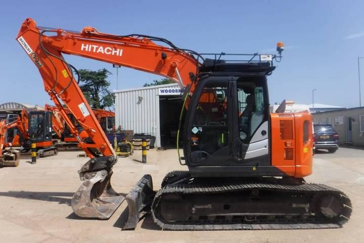 Hitachi Zx 135 Us B-5 - 2014