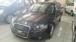 Audi A3 2.0 Turbo for R129995