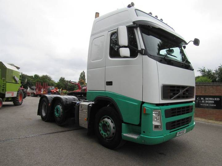 Volvo Fh13 480 - 2008