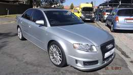 2006 Audi A4 2.0 T FSI in good condition
