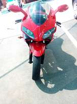 Megelli 125 r bike for sale