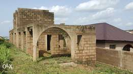 Uncompleted Duplex