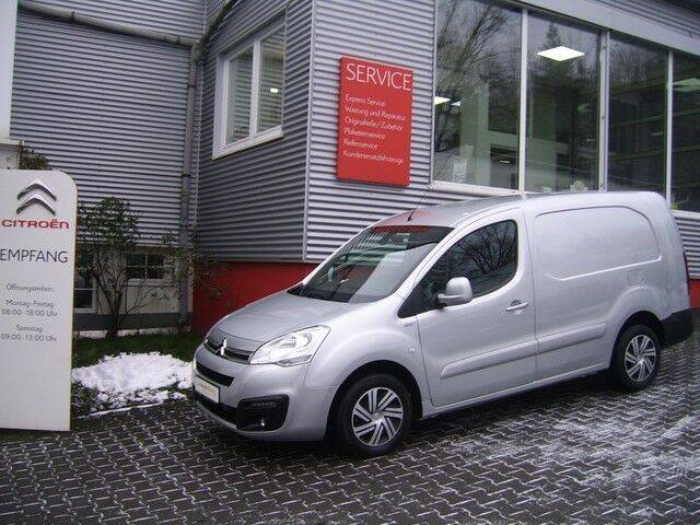 Citroën Berlingo L2 1.6 HDi 90 FAP Business - 2016