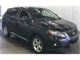 2011 Lexus RX 270 Leather seats