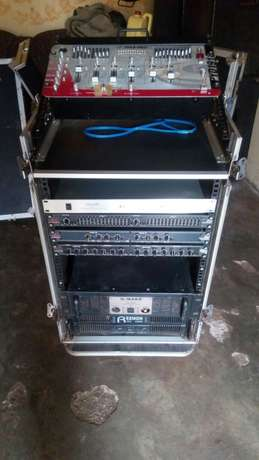 Complete DJ Rack for sale Kampala - image 1