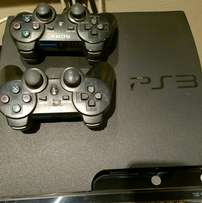 PS3 500 g gaming console