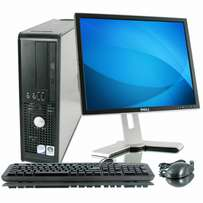 Core 2duo dell Complete desktops