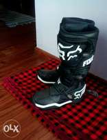 Fox off-road motorcycle boots