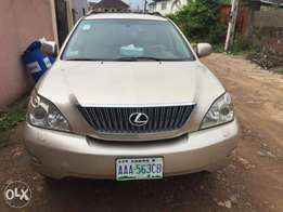 Extremely clean registered full option rx330 lexus