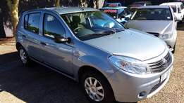 2011 Renault Sandero 1.6 United 5 Dr Manual 72 619 Km Service History