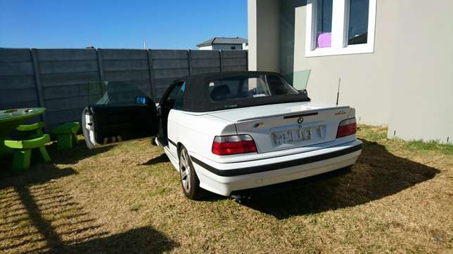 BMW e36 convertible AC snitzer edition Table View - image 1