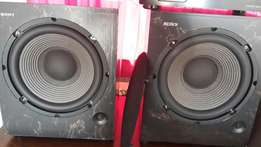 Sony active subwoofer(s)