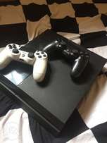 Used 500gig Ps4