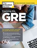 Princeton review GRE 2018