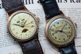 Vintage Swiss watches Wanted!!!