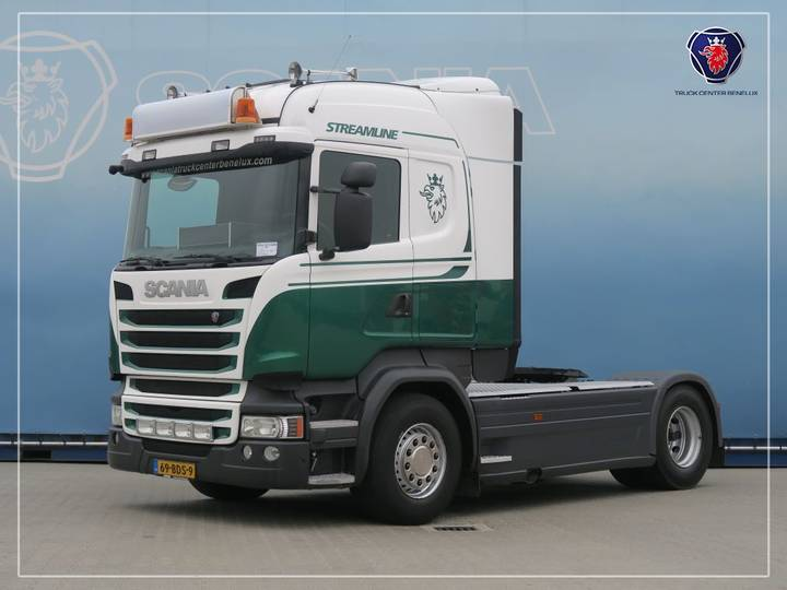 Scania R410 LA4X2MNB | Air Suspension | PTO - 2014