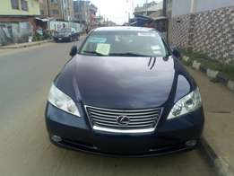 Lexus GS 350, 2008 model