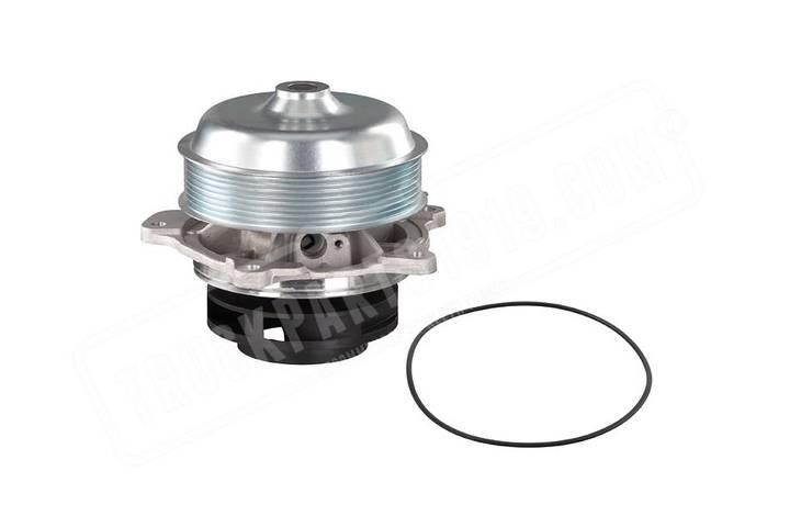 Pump new febi bilstein engine cooling  for truck