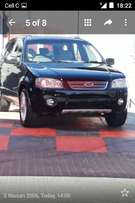 Ford Territory 2008 model in immaculate condition