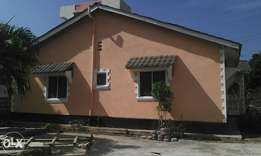 3 bedroom mtwapa bungalow own compound