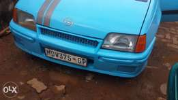 Opel kadett 1.6l for sale everything replaced new