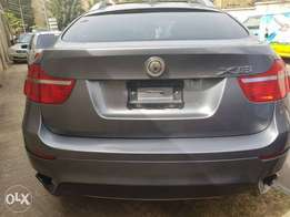 2010 BMW X6, Lagos cleared