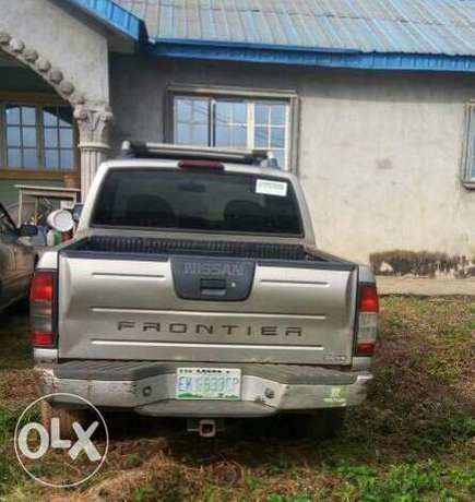 Well Maintained 2004 Nissan Frontier Double Cabin Oremeji/Agugu - image 2