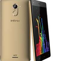 Infinix hot 4 brand new sealed price 8000 negotiable