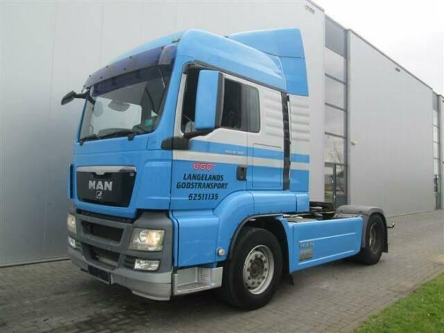 MAN TGS18.360 4X2 EURO 4 - 2008