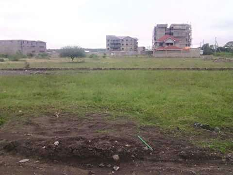 Plot on sale Thika kiganjo. Thika - image 1