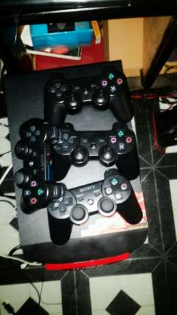 Ps 3 500GB as good as new... 3months old Pangani - image 2