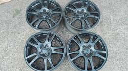 Subaru STI rims for sale