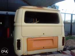 You must have this kombi for des holiday, you can start to rebuild